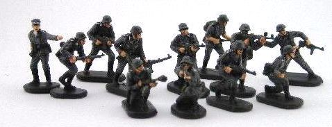 painting service for miniature armies, warriors and soldiers