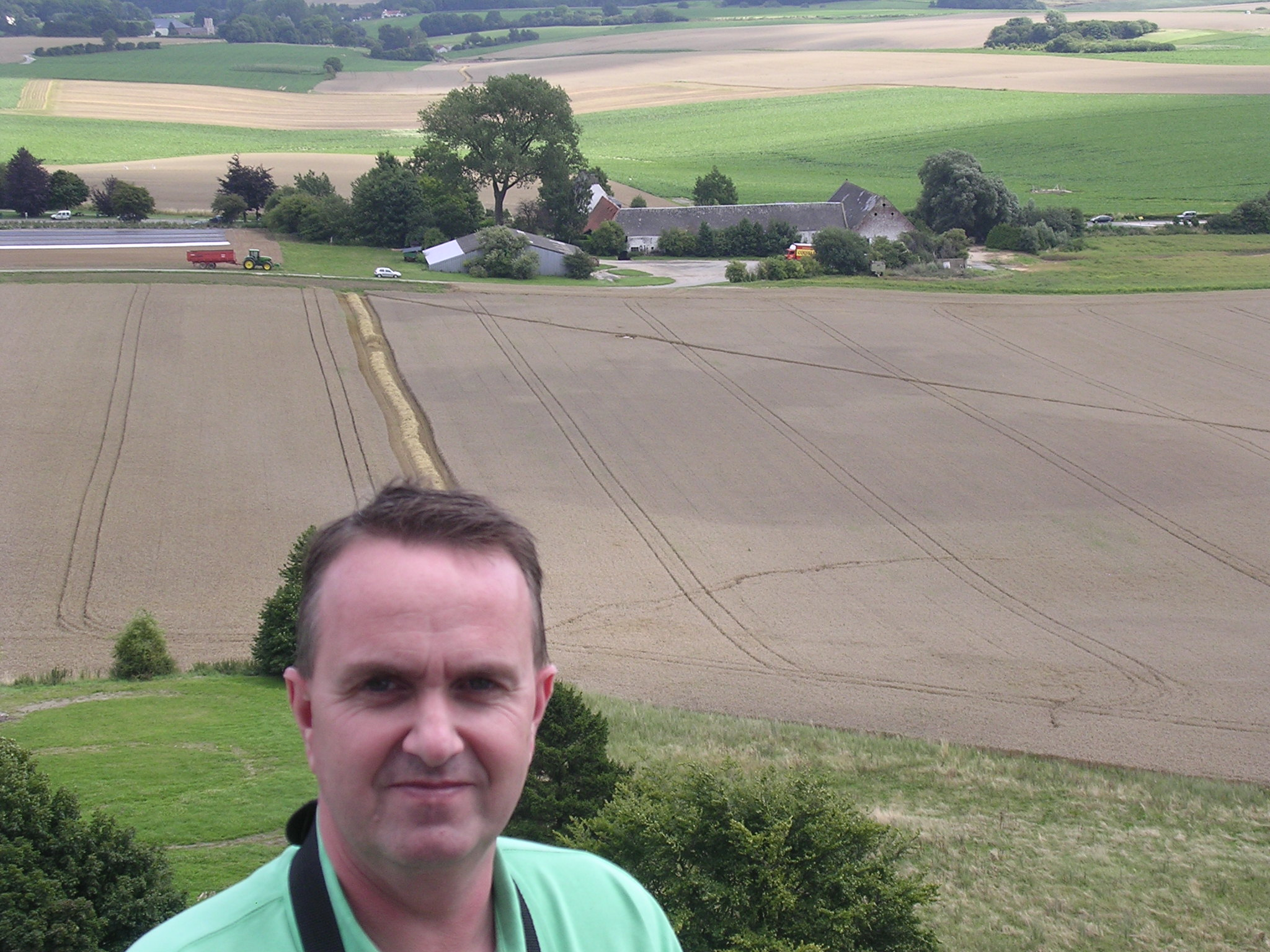 Visiting the battlefield of Waterloo with me !